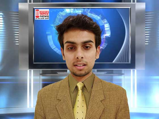 Nishant Sharma : News Reporter & Legal Advoiser