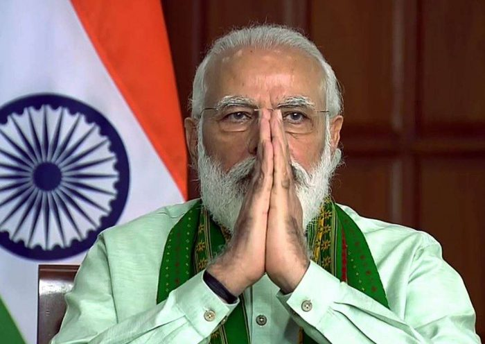 PM Modi Live