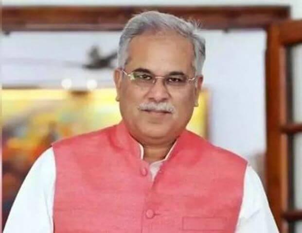 CM Bhupesh Baghel