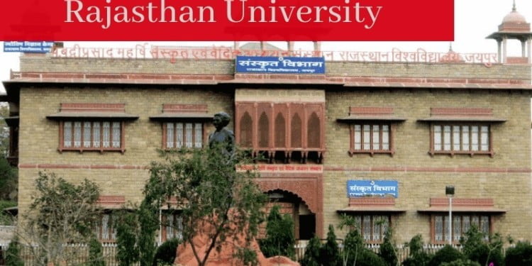 Uniraj Rajasthan University Exam 2021
