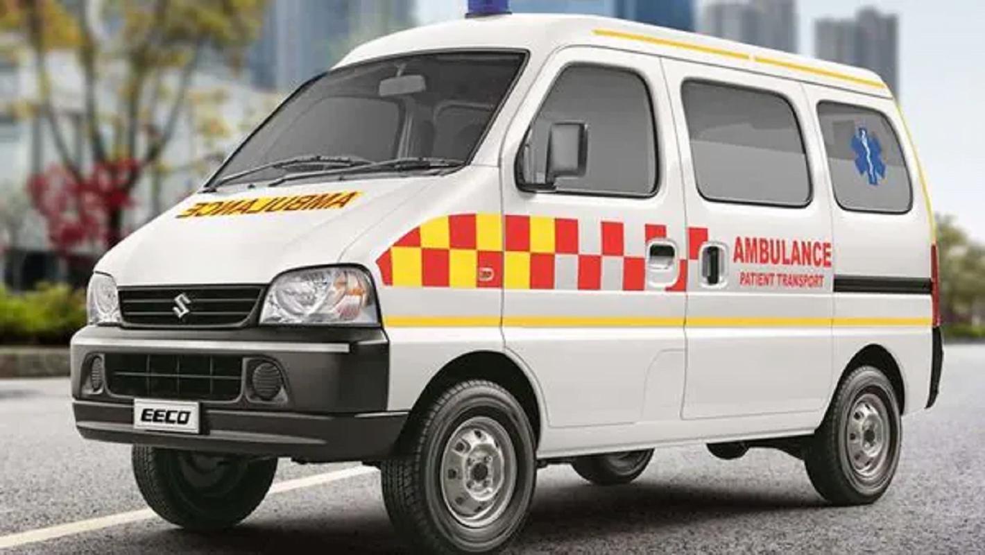 Maruti Eco Ambulance