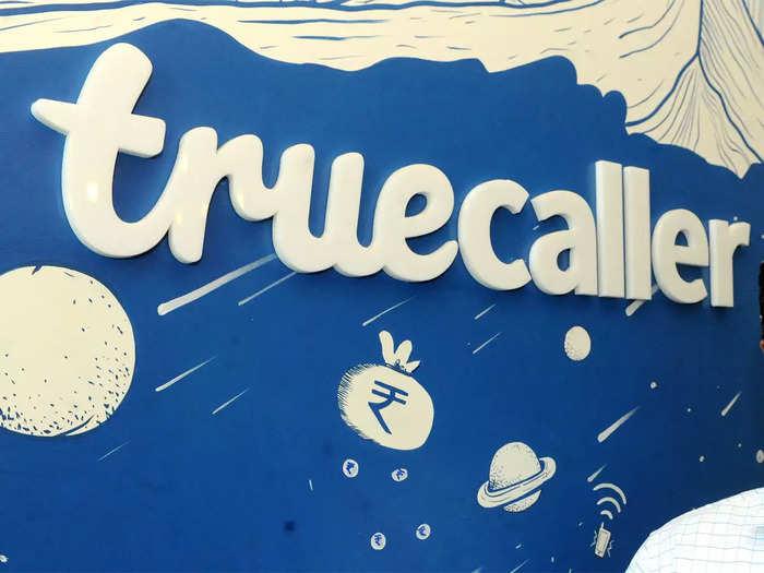 Truecaller account