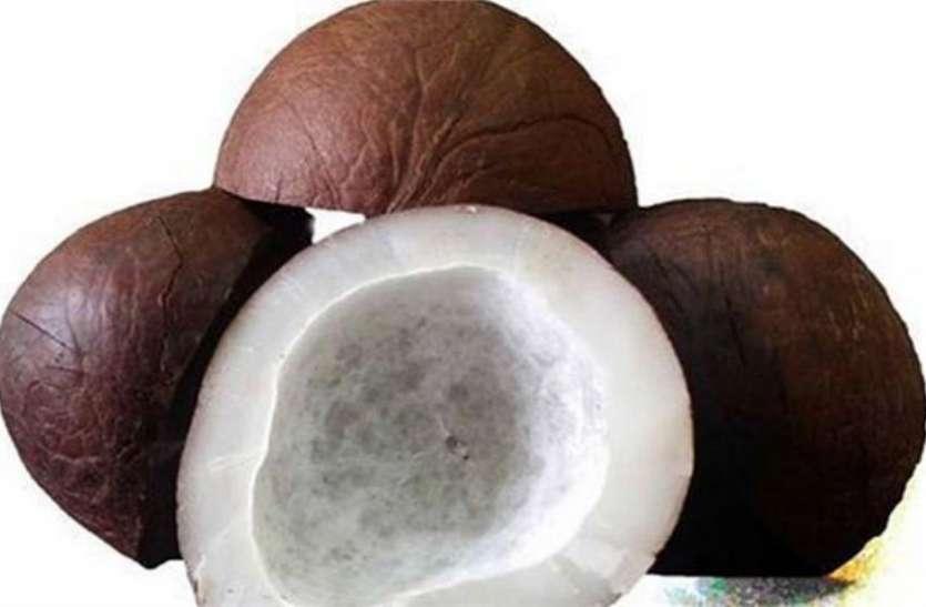 Benefits Of Dry Coconu